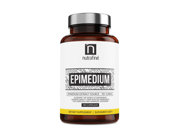FSN Nutrafine Epimedium 500mg x 100 kaps