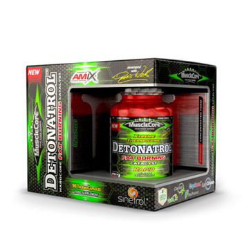 MuscleCore Detonatrol Fat Burner BOX 90 kaps.