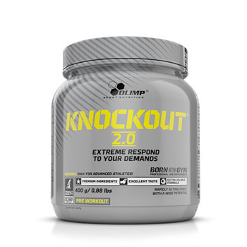 Olimp Knockout 2.0 400g - Cola
