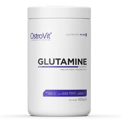 OstroVit 100 % L-Glutamine 500g - Pure/Natural