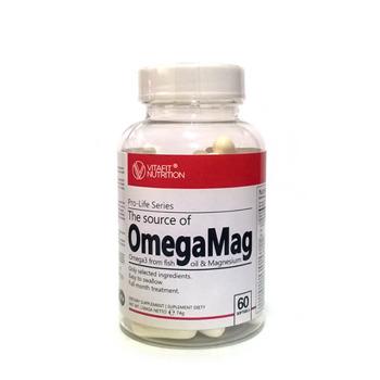 VITAFIT Nutrition OmegaMag 60 kaps